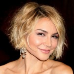 Chelsea Kane Chic Short Ombre Bob Haircut for Women