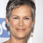 Jamie Lee Curtis short haircut for older women over 50