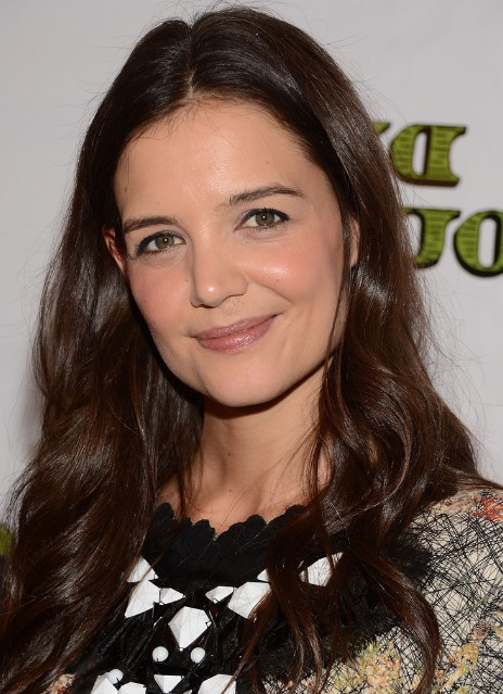 Daily Hairstyles Katie Holmes long hairstyles