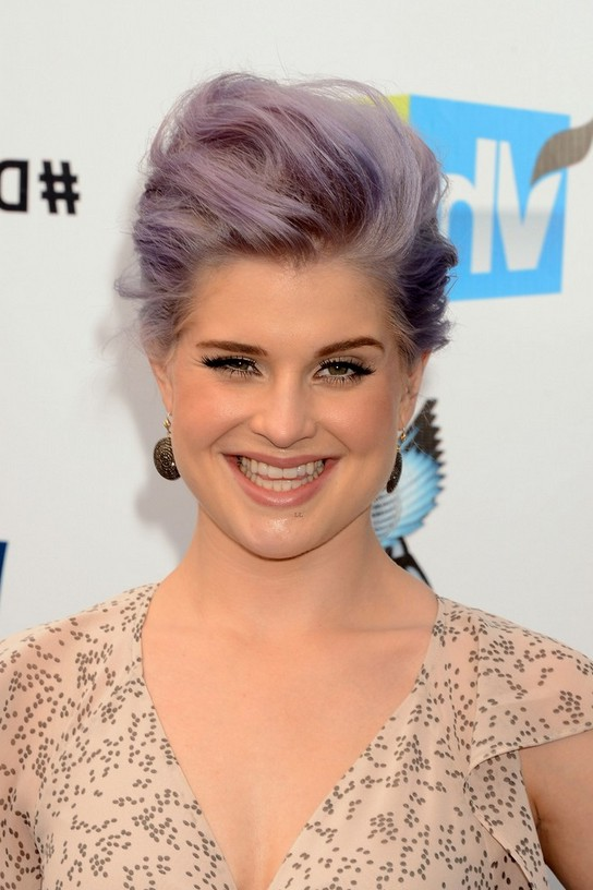 Kelly Osbourne Medium Hair