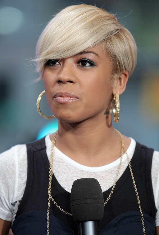 Keyshia Cole Short Haircut African American