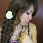 Mermain Tail Braid Hairstyle