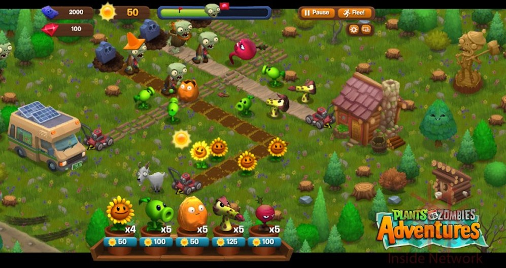 new plants vs zombies free