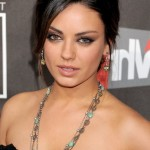 Mila Kunis - Best updos for prom
