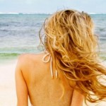 Beach Wavy Curly Hairstyle