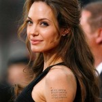 Popular Daily Hairstyles 2014 - Angelina Jolie hairstyle
