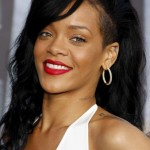 Back To School Hair Styles: Rihanna Long Wavy Cut