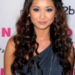 Long wavy curly hairstyles 2014 - Brenda Song hairstyles