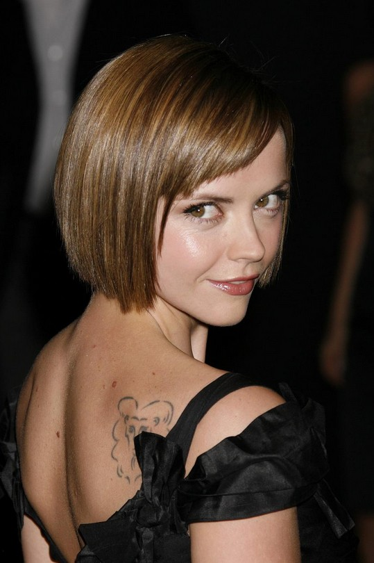 Remarkable Smooth Chin Length Bob With Honey And Caramel Highlights Short Hairstyles For Black Women Fulllsitofus