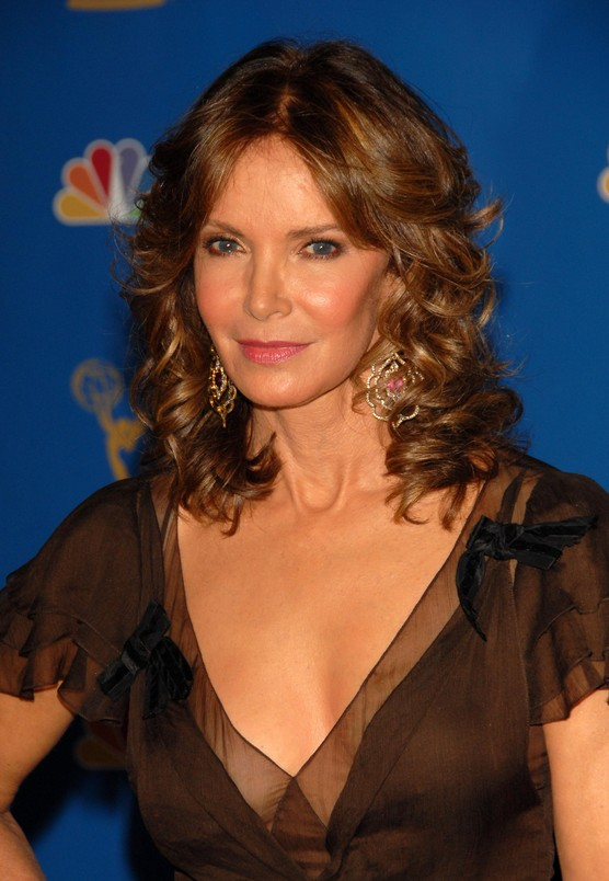 Length Hairstyle for Older Women Over 60: Jaclyn Smith's Hairstyle