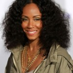 Black curly hairstyle for black women - Jada Pinkett Smith hairstyle