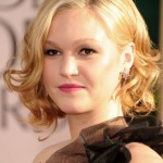 Hot short blonde bob haircut for 2014 - Julia Stiles's Hairstyles
