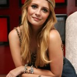 Cute long blonde straight hairstyle for girls - Mischa Barton Hairstyle