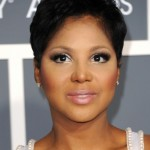Short black pixie cut for black women - Toni Braxton Hairstyle