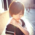 Best Short Bob Haircut for 2014