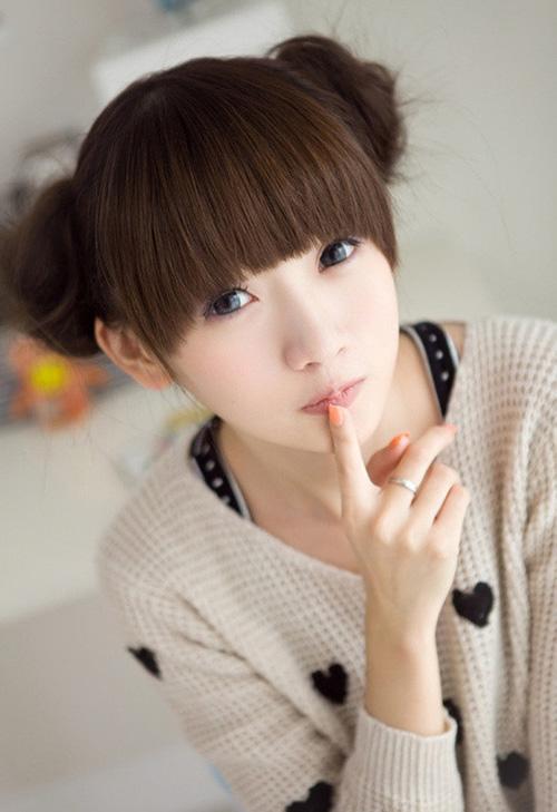 30 Cute Short Haircuts For Asian Girls 2020 Chic Short