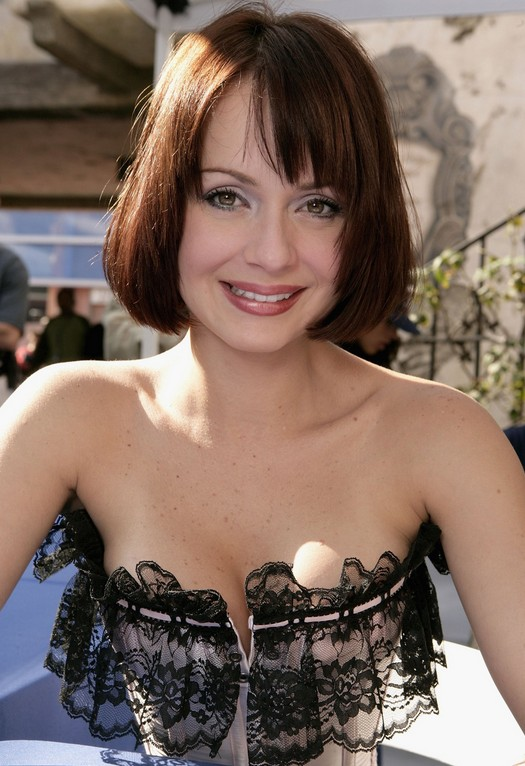 Attractive Chin-length Bob Hairstyle – Gabriela Spanic's Short ...