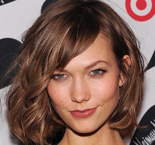 Bob Hairstyle Long moreover Medium Length Hairstyles For Fine Hair ...