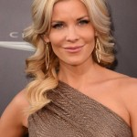 Formal Long Blonde Wavy Hairstyle for Women - McKenzie Westmore's Hairstyle