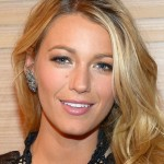 Blake Lively Long Blonde Wavy Hairstyle