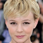 Carey Mulligan short hairstyle for 2014