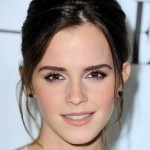 Elegant Updo for Wedding, Prom, Homecoming - Emma Watson's Updo