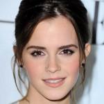Elegant Updo for Wedding, Prom, Homecoming - Emma Watson's Updo