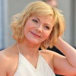 Kim Cattrall Hairstyle for Women Over 50