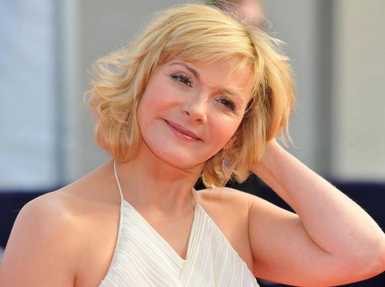 Pleasing Chic Short Cut For Older Women Over 50 Kim Cattrall39S Short Hairstyles For Men Maxibearus