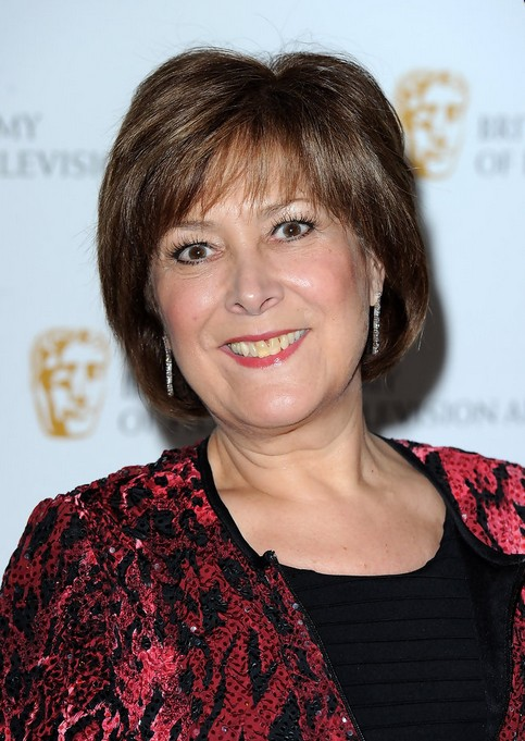 2014 Short Bob Hairstyles for Women Over 50, 60 - Lynda Bellingham Hairstyles