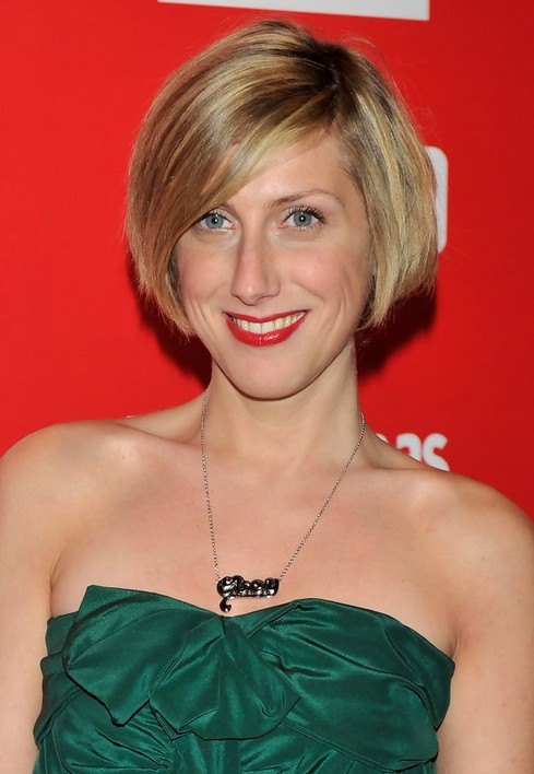 Chic Short Bob Haircut with Bangs - Short Haircuts for 2014 - Cecilia Freire Hairstyles