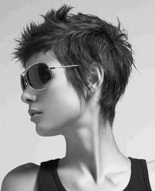 Cool Short Pixie Haircut for 2019