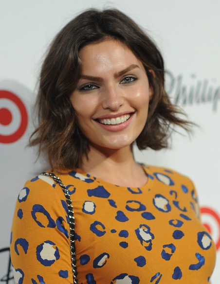 Alyssa Miller Short Haircut - Popular Bob Hairstyle for Women