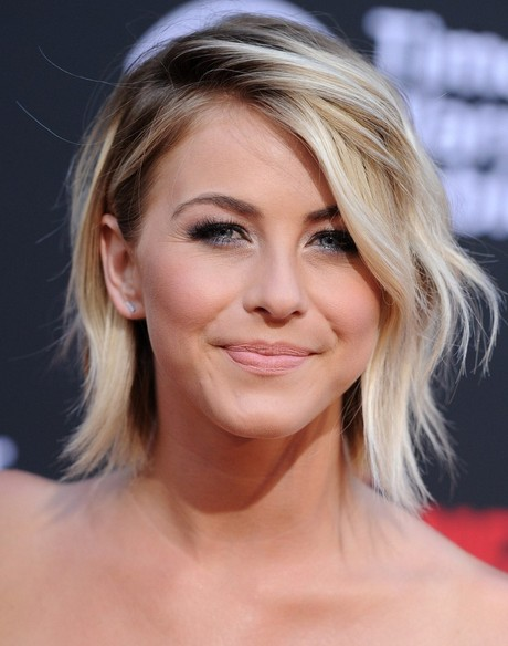 Julianne Hough Short Hairstyles  - Short Hairstyle for Oval, Round Faces