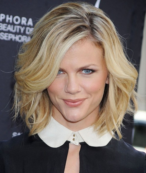 Brooklyn Decker Haircut - Celebrity Short Hairstyle Trend 2015