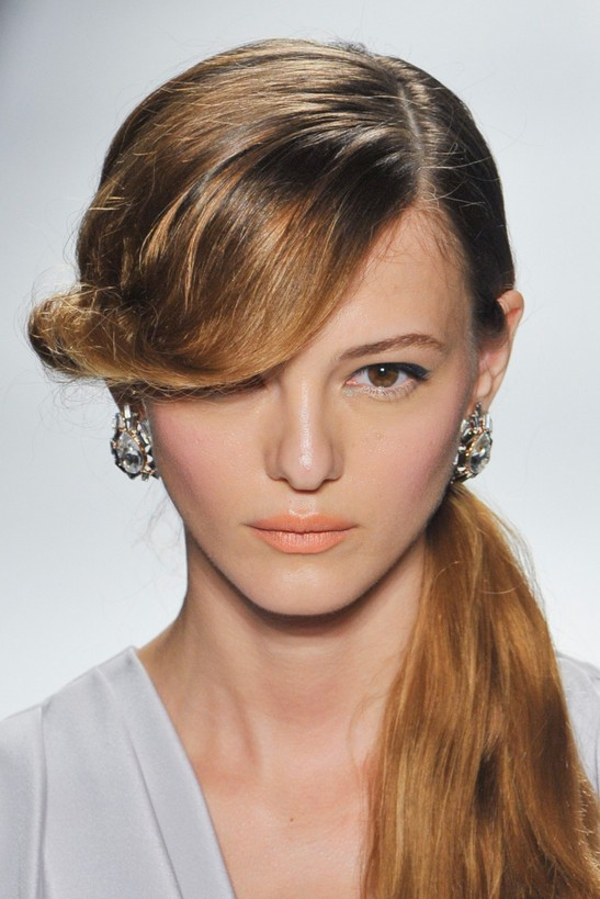 2014 Hairstyles for Women - Runway