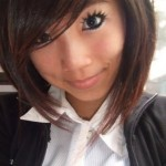 Asian Bob Hairstyle 2014 - Cute Short Haircut for Girls