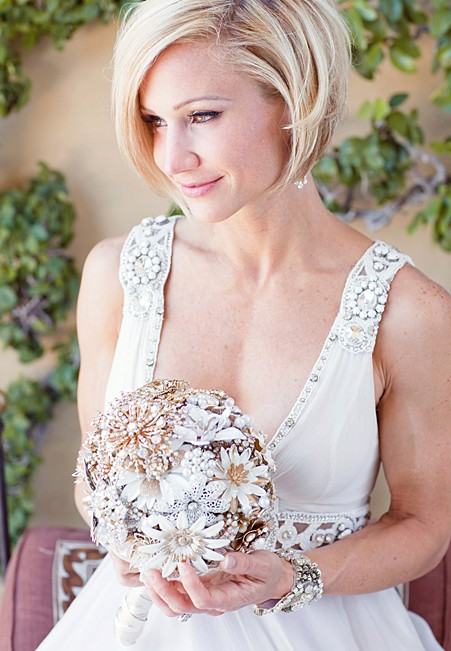 Bob For Wedding - Best Short Wedding Haircut 2014