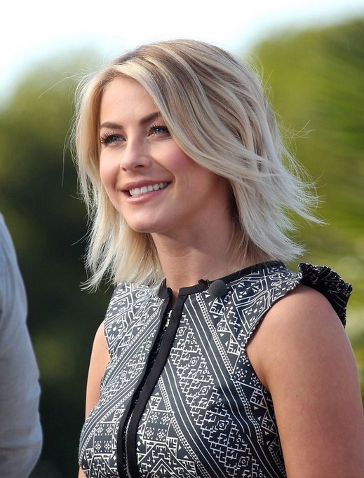 Haircuts for 2014 - Julianne Hough Hairstyle