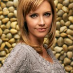Sleek Demi Bob Hairstyle with Bangs - KaDee Strickland Hairstyles