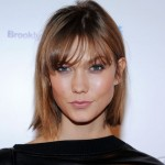 Karlie Kloss Short Hairstyle 2014