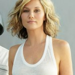 Sugarland Jennifer Nettles Short Haircut - Wavy Bob Hairstyle