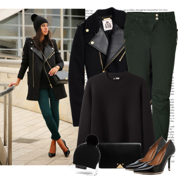 20 Trendy Polyvore Outfits For Winter Hairstyles Weekly