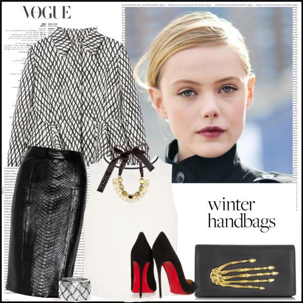 Winter handbags!!!???