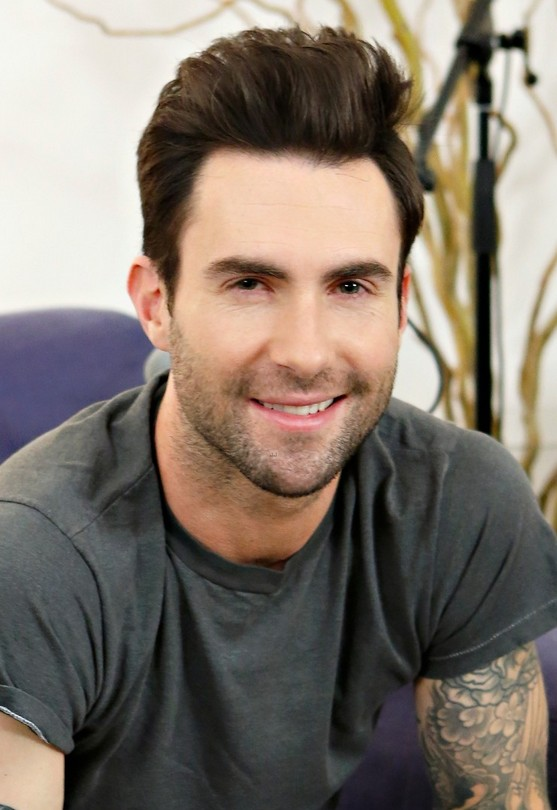 cool short haircut for men from adam levine hairstyles