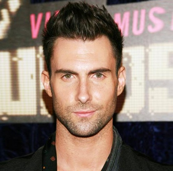 Mens haircut 2014: Adam Levine Haircut for men