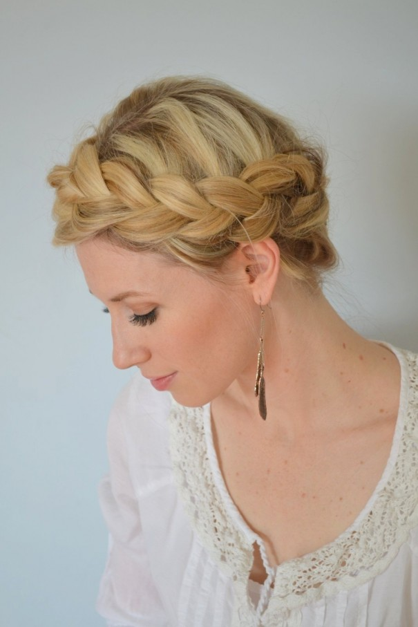 Boho-Crown-Braid