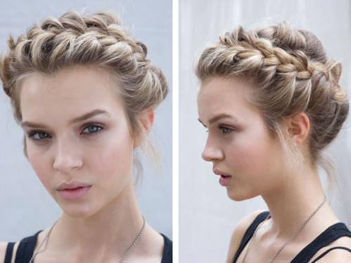 Peachy Top 33 Romantic Braided Hairstyles Summer Braids Hairstyles Weekly Hairstyle Inspiration Daily Dogsangcom