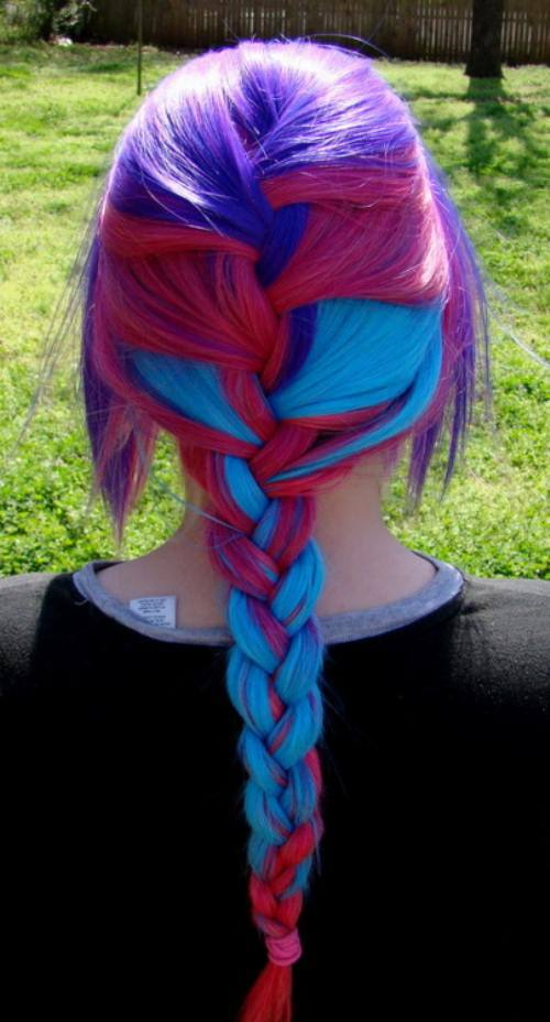 Braided Hairstyles for Girls (29)