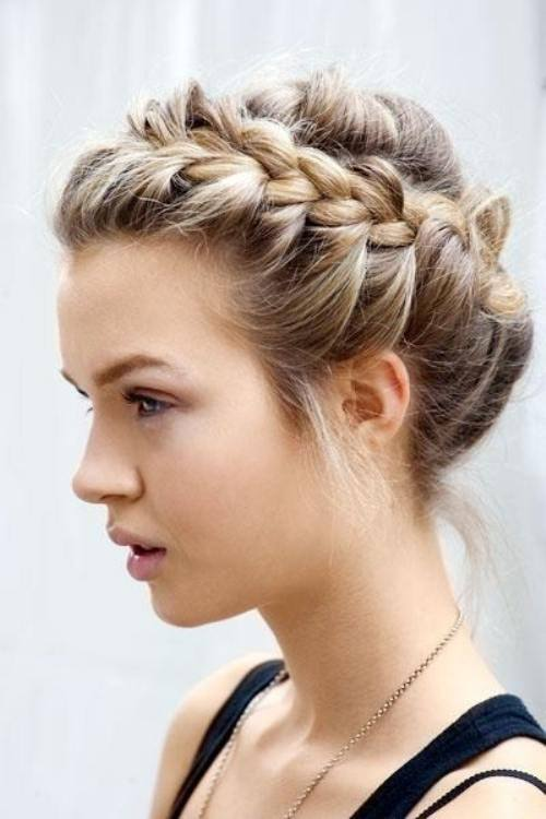 Top 33 Romantic Braided Hairstyles Summer Braids